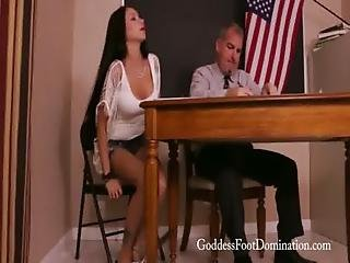 Raven-professors-foot-fetish-trailer