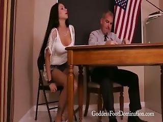 Raven-professors-foot-fetish-trailer