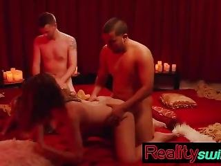 Swing Party Turns Into Steamy Epic Orgy