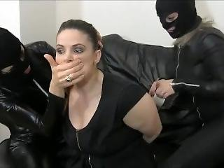Kidnapped By Lady Burglars (part 1)