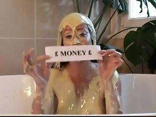 μετρητά, φετίχ