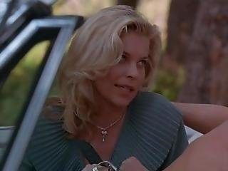Kate Vernon Has Sex In Car In The Forest