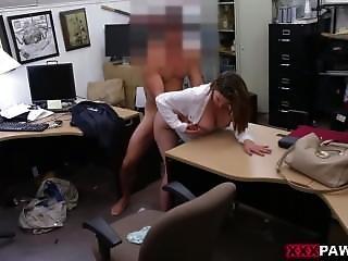 Milf In Office