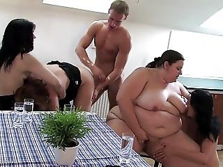 Incroyable, Nique, Sexe En Groupe, Mature, Milf, Jeune