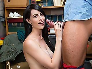 Cutie Babe Alex Harper Having Her Pussy Banged