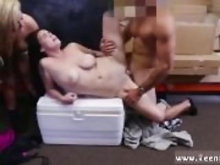 Blonde romanian fuck Lesbians Pawn Their