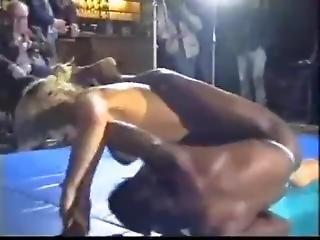 Tough Andaggressive Whitevs Toughexperienced Black
