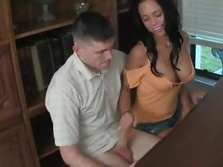 Piano Handjob