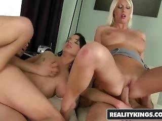 Reality Kings - Euro Sex Party Foursome