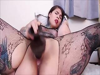 czarna cipka wielki dildo obrazy porno bondage