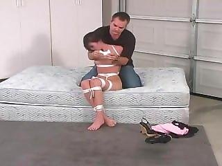 Crissy Lynn Surprise Tied Up