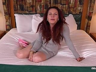 Dara (tantra Cougar Does First Porn Session)