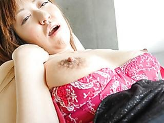 Mayumi, Huge Tits Mom, Enjoys A Good Fuck