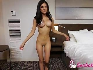 Cute Petite Latina With A Pair Of Bolt Ons - Www.sexbabe.info