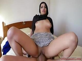 Thick Body Teen 21 Year Old Refugee In My Hotel Room For Sex