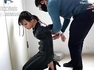 azjatka, bondage