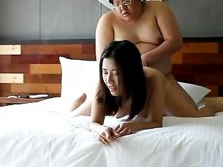 Amateur, Asian, Chinese, Fat, Fucking