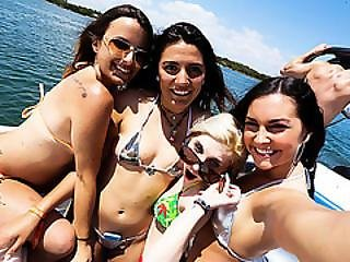 Hardcore Sex Action On A Yacht With These Rich Kids