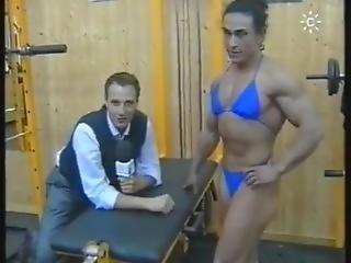 Spanish Bodybuilding Champion
