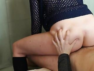 She Has 4 Orgasms Then She Rides On My Cock Till I Cum In Her Pussy