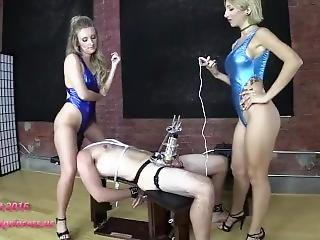 Facesitting And Milking