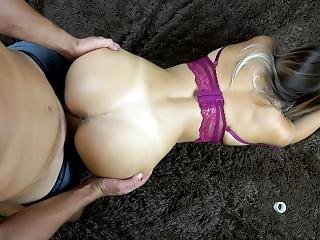Teen Blowjob And Cum On Tits