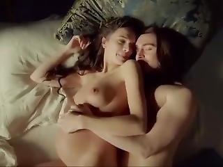 Pregnant Nude Scenes Compilation - Versailles (season 1, Episode 1)