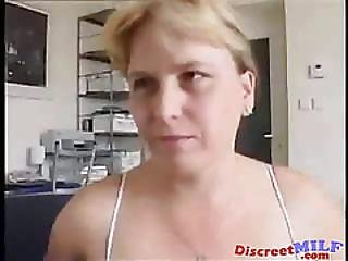Lonely Mature Mom Gets Fucked Hard From Behind