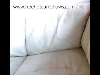 Allie__ - Filling Her Tight Pussy With Dildo - Www.freehotcamshows.com