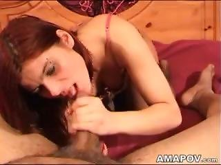 Lexi Taylo Aka Iza- Polish Chic- Blowjob