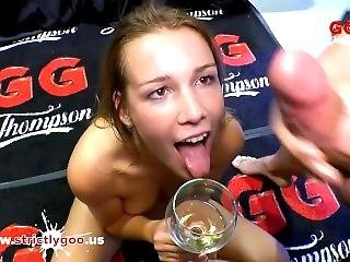 Alexis Crystal Is Happy For Big Dicks And Cum - German Goo Girls