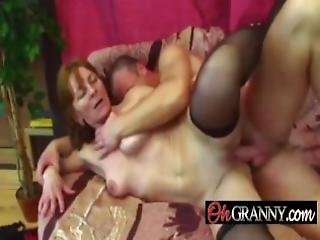Delicious Cunt Filled With Long Pecker