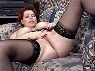 Redhead Mature Analysed By Troc