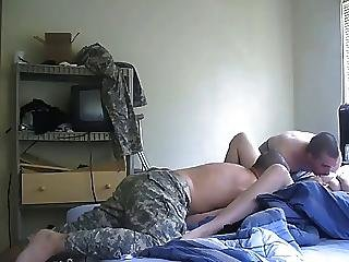Amateur, Hardcore, Soldier, Threesome