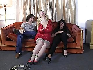 The Kinky Couple Get Another Blond