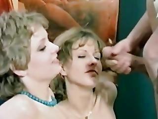 obciąganie, wytrysk, seks grupowy, hardcore, klasyczny
