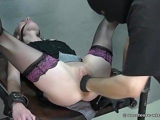 Urethra Fisting Peehole And Pussy Fisting