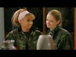 Femfight 01 - Ma Girl Vs 2 Army Girls
