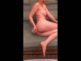 Anal Butt Plug For Amateur College Teen Slut Hot Homemade Ass Masturbation