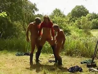Ll - Tall Threesome