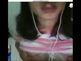 otrolig, asiat, kåt, solo, Tonåring, webcam