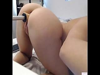 Siswet Crazy Fuckmachine -- My Chat Www.girls4cock.com Siswet19