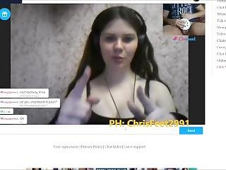Must Cruel Omegle Girl Loves To Give Inhuman Cbt (with Feet)