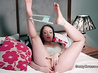 Stepdad Anal Bangs Moaning Teen In Bed