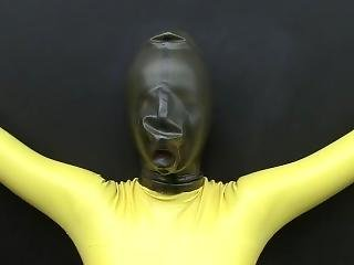bondage, φετίχ, μάσκα, ηλεκτρική σκούπα