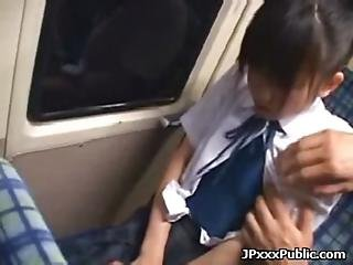 Public Sex Japan - Sexy Japanese Teens Fuck In Public Places 05