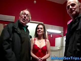Mature Hooker Gets Fucked