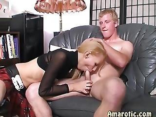 Blonde Bombshell 5