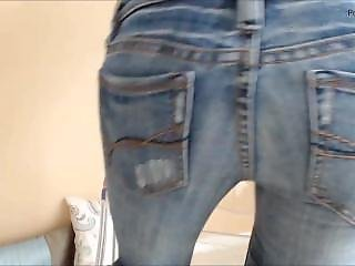 Alexa Paige - Bubbly Farts In Jeans