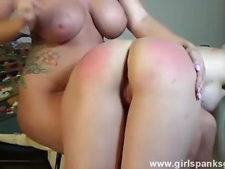 Gigi Allens Spanking